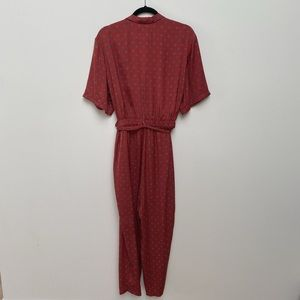 Urban Outfitters Pants - Satin effect jumpsuit
